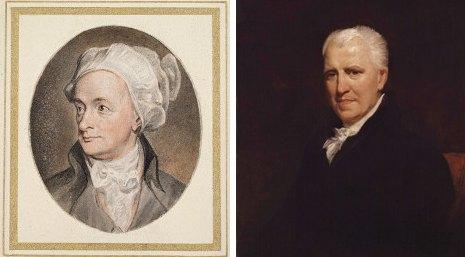 William Cowper e George Crabbe