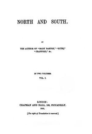 """La prima edizione di """"North and South"""""""