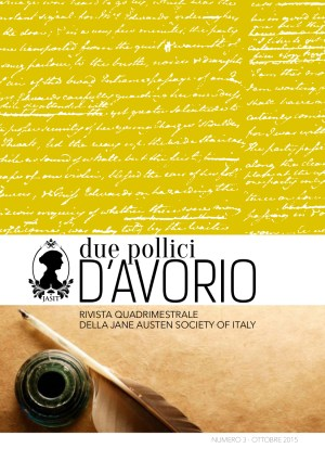 Due Pollici d'Avorio N.03 – cover