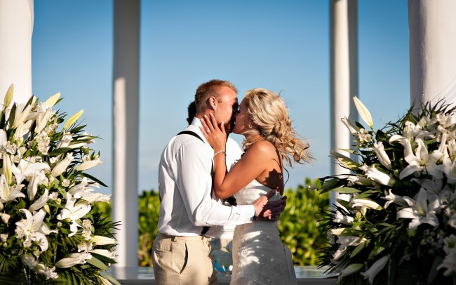 Kyleigh & Cody's Wind Tossed Wedding at Grand Palladium Riviera Maya
