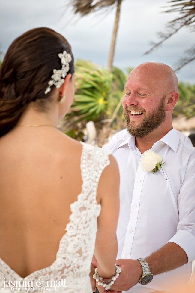 Jannet & Evan's Epic Destination Wedding at Grand Palladium & on a Catamaran