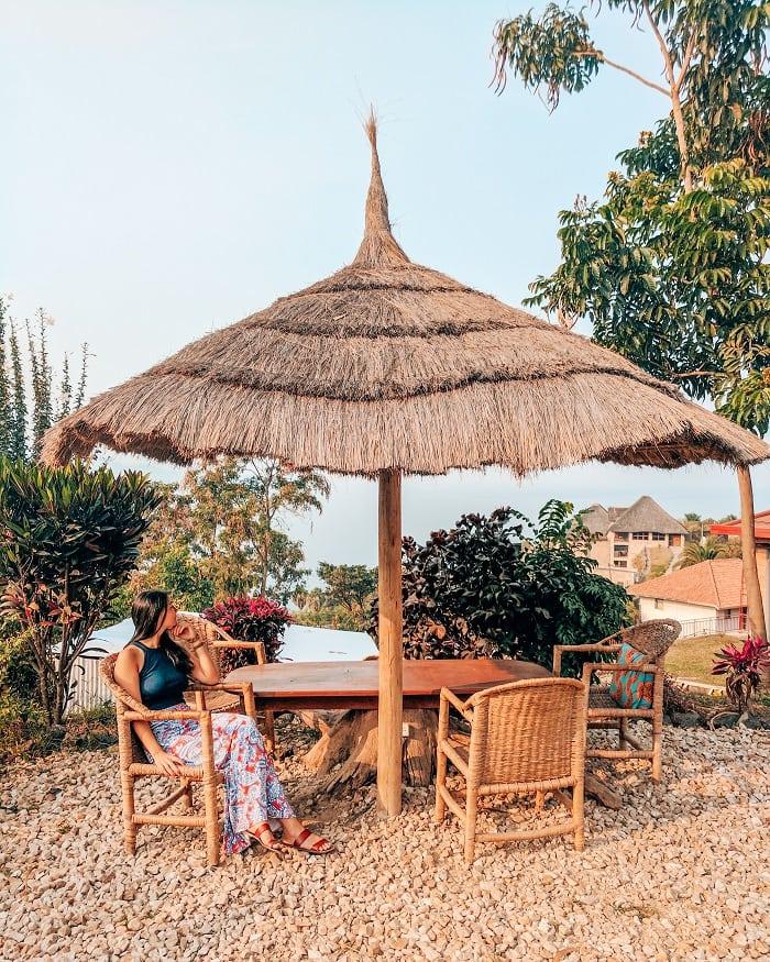 inzu lodge table views