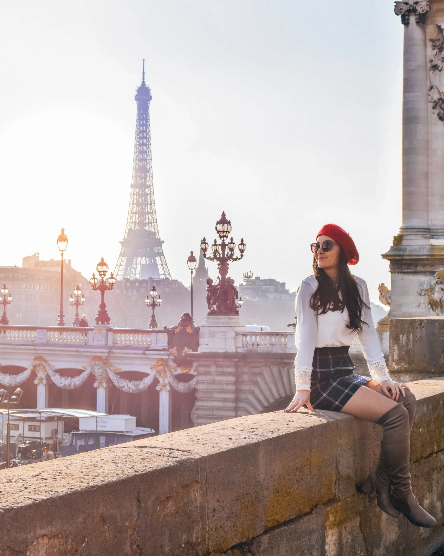 A Week Long Itinerary in Paris