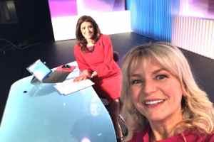 Jasmine Birtles Channel 5 News