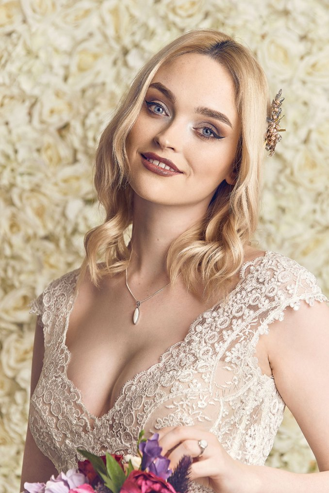 jasminfrench - wedding hair & makeup edinburgh