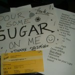 you have to give it a try - sometimes it works!;-)). In Hanau Heather changed spontaneous her set-list because of this