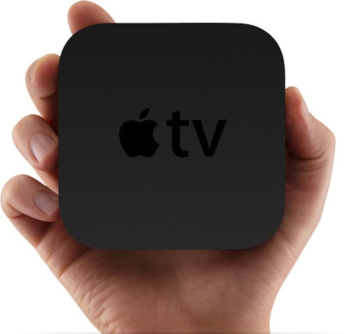 Using the Apple TV in South Africa