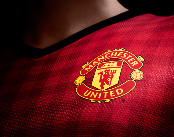 Man United badge 2013