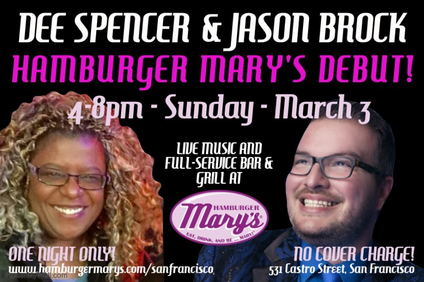 4pm-8pm on Sunday, March 3