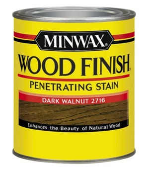 Wood finish Wax