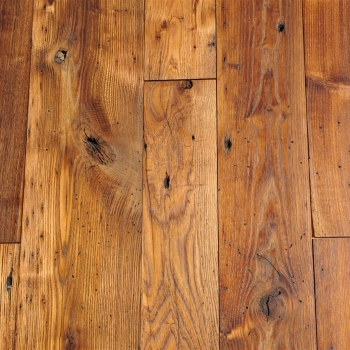 reclaimed red oak floor