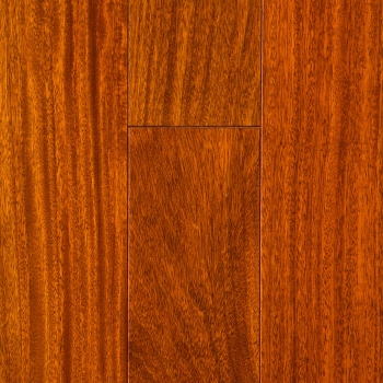 Mahogany Wood Floor