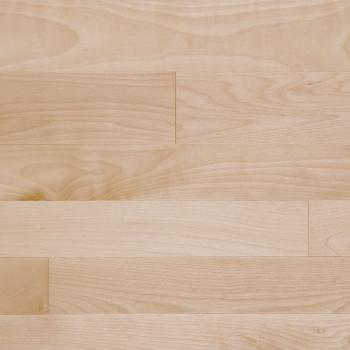 Yellow Birch hardwood Floor
