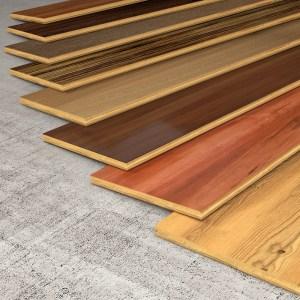 Types of Engineered Hardwood