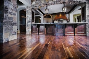 Caring for Wood Floors in the Summer