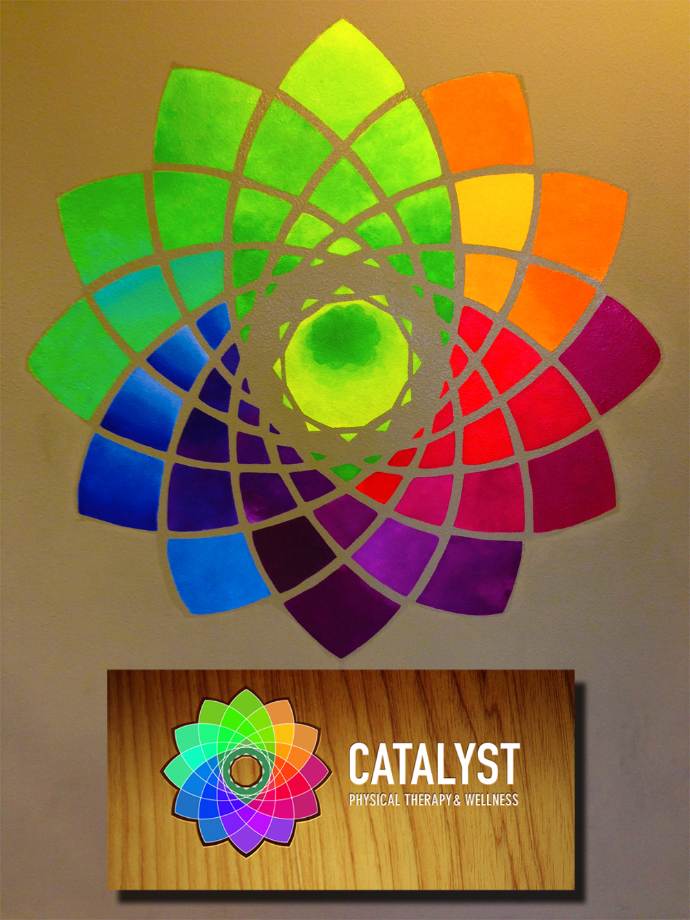 Catalyst, fo' sho'