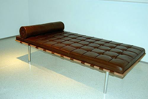 Chocolate-couch