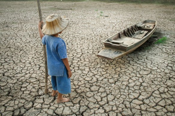 Micro Earths water security issues