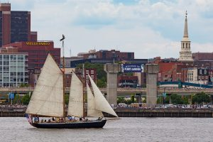 Philadelphia Hindu Tall Ship