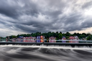 Boathouse Row Philadelphia, Pennsylvania