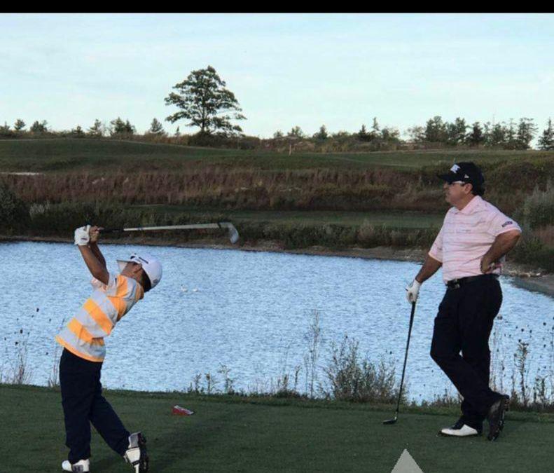 thumbnail of Jason Helman Golf Junior Academy Team