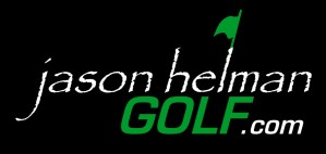 jason helman golf black logo