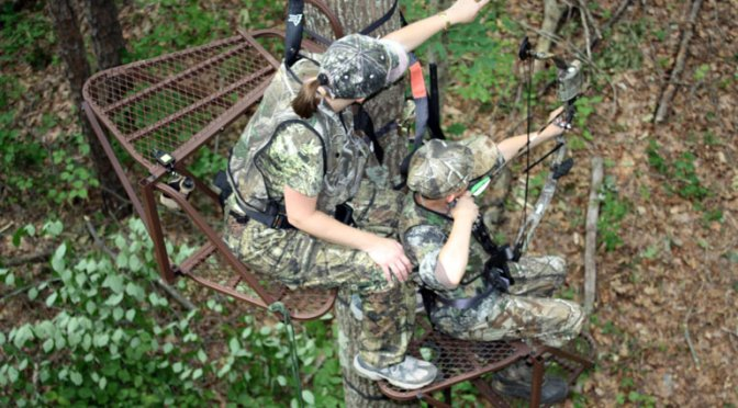 Make your Treestand the Envy of Other Hunters