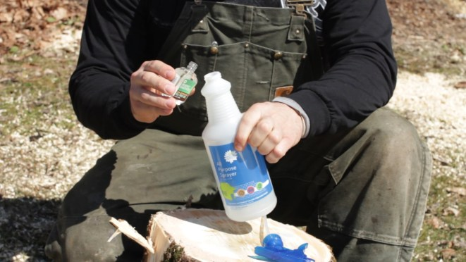 Keep Ticks Off With This DIY Repellant [Video]