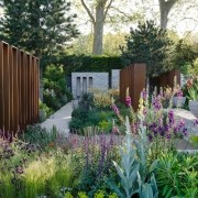 Chelsea Flower Show - The Daily Telegraph Garden. Designed by Andy Sturgeon.