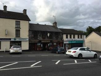 Maginn's Pub.