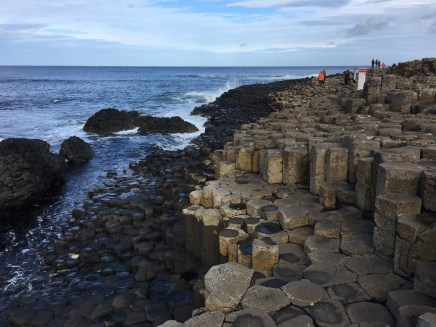 Giant's Causeway!