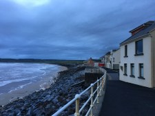The little seaside town of Lahinch.