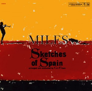 """Sketches of Spain"" cover"