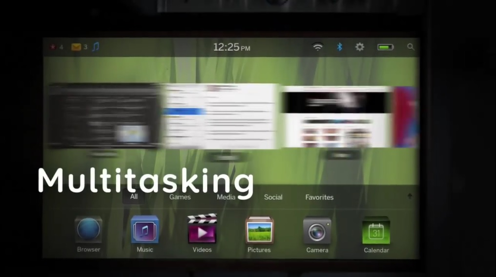 "BlackBerry shows us their ""PlayBook"""