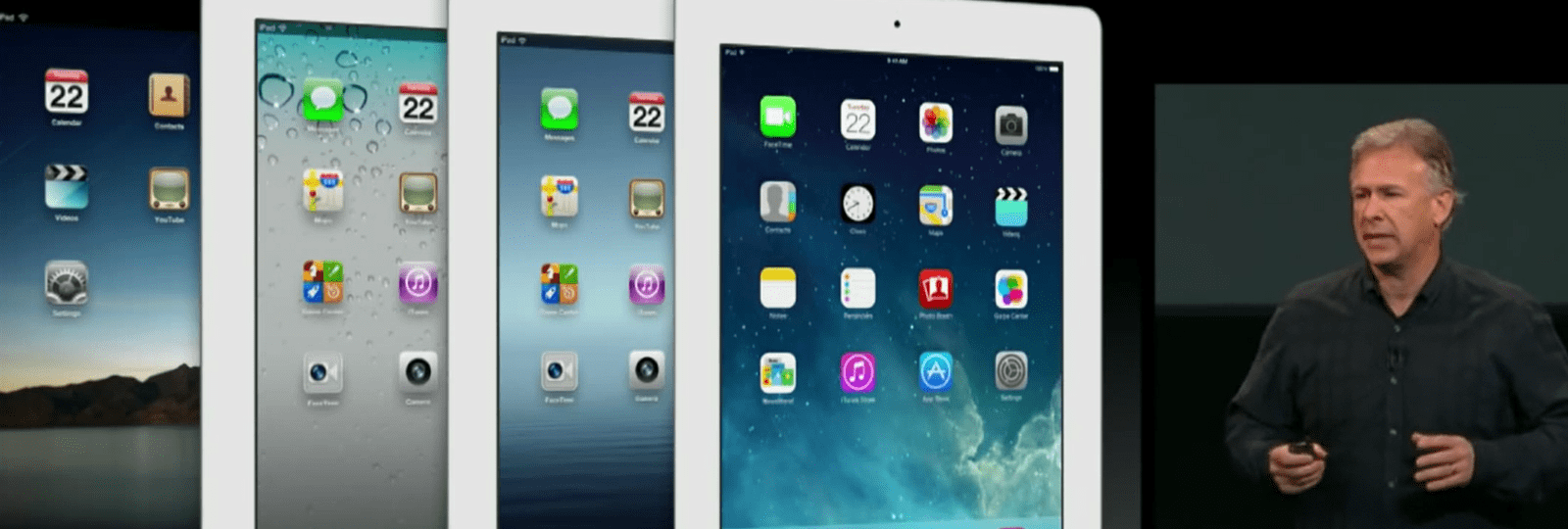 Apple announces iPad Air