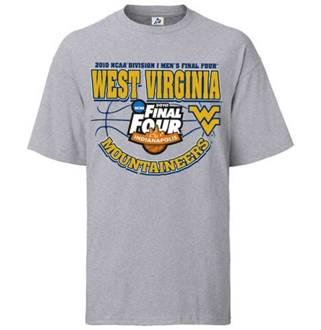 WVU Advances to Final Four!