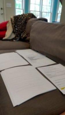 Adoption Paperwork