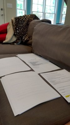 Adoption Paperwork
