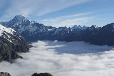 Mt Cook Valley