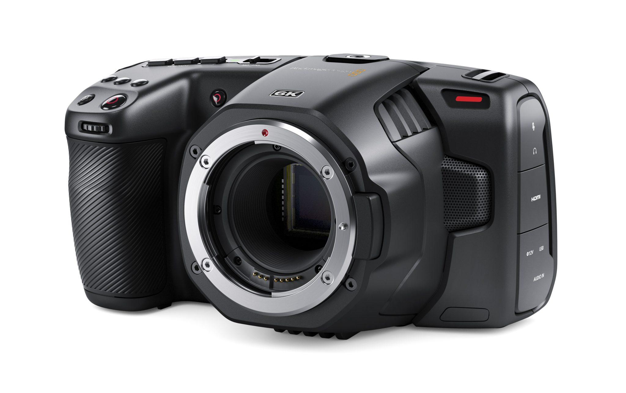 Blackmagic Pocket Cinema Camera 6k Announced Jason R Johnston
