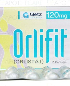 Orlifit (Orlistat) 120mg