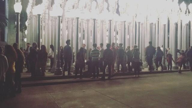 Urban Lights - Los Angeles