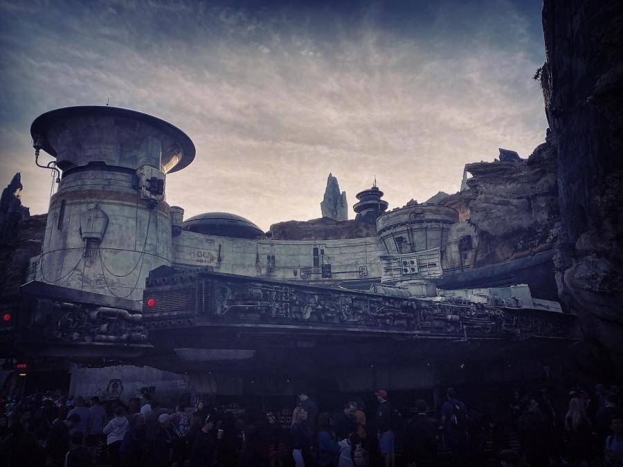 Disney World Galaxy's Edge