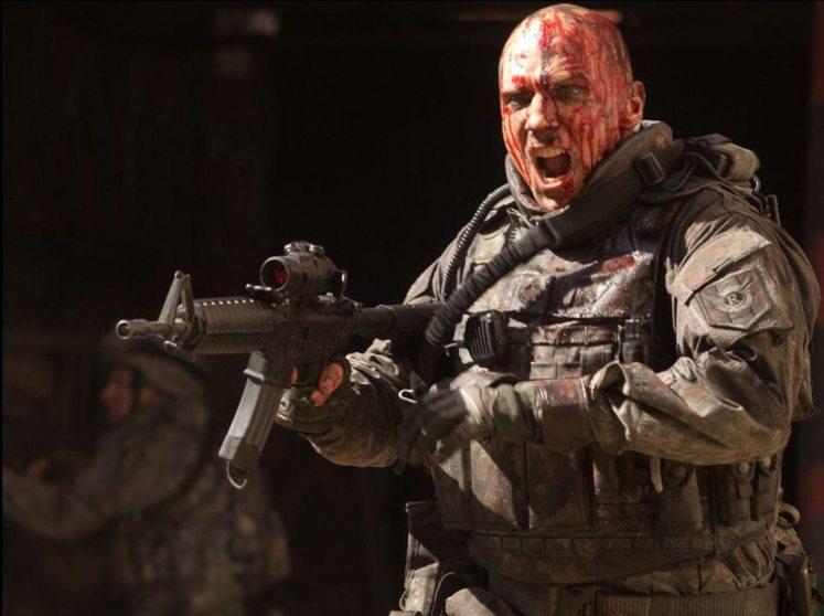 Ralph Fiennes in Coriolanus (2011)