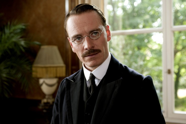 Michael Fassbender in A Dangerous Method (2012)