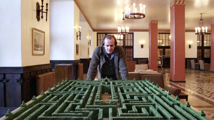 Oh Comely review of  Room 237 (2012), directed by Rodney Ascher.