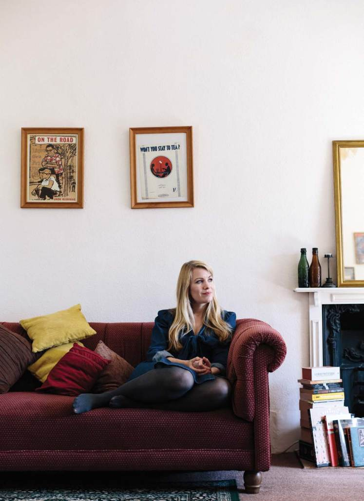 Rachel Parris (Austentatious) interview, published in Oh Comely Issue Twenty-Eight. Photograph by Liz Seabrook.