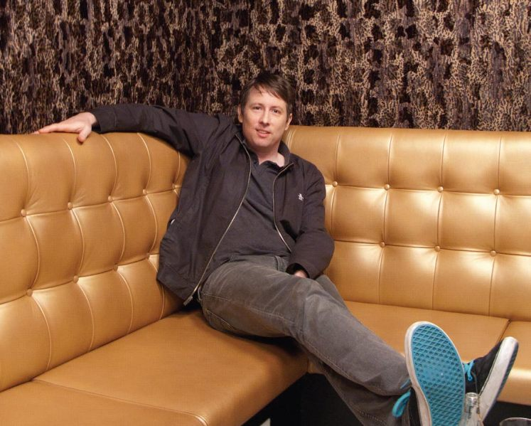 Joe Cornish interview - Attack the Block, Oh Comely Issue Six