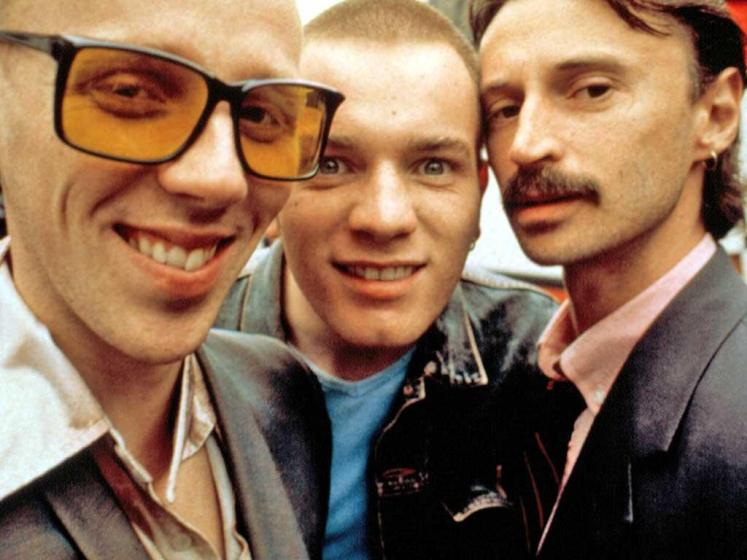 TRAINSPOTTING (1996) – DANNY BOYLE