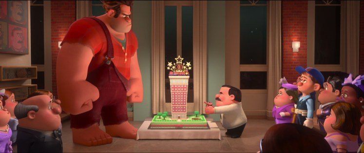 Rich Moore (Wreck-It Ralph) interview / Oh Comely